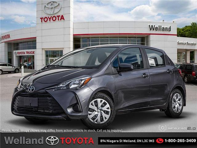 2019 Toyota Yaris LE (Stk: YAH6543) in Welland - Image 1 of 24