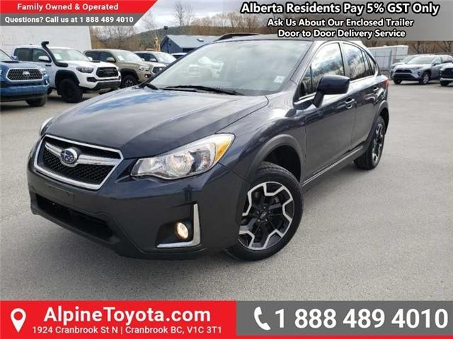 2017 Subaru Crosstrek Touring (Stk: 5672778A) in Cranbrook - Image 1 of 16