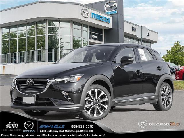2019 Mazda CX-3 GT (Stk: 19-0473) in Mississauga - Image 1 of 24