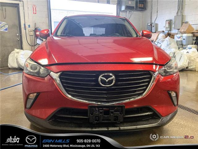 2016 Mazda CX-3 GS (Stk: P4463A) in Mississauga - Image 2 of 19