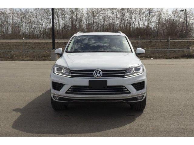 2016 Volkswagen Touareg  (Stk: V815) in Prince Albert - Image 2 of 11