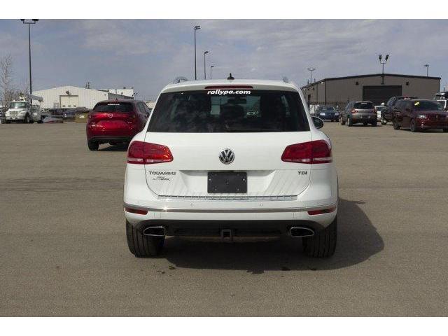 2016 Volkswagen Touareg  (Stk: V815) in Prince Albert - Image 6 of 11