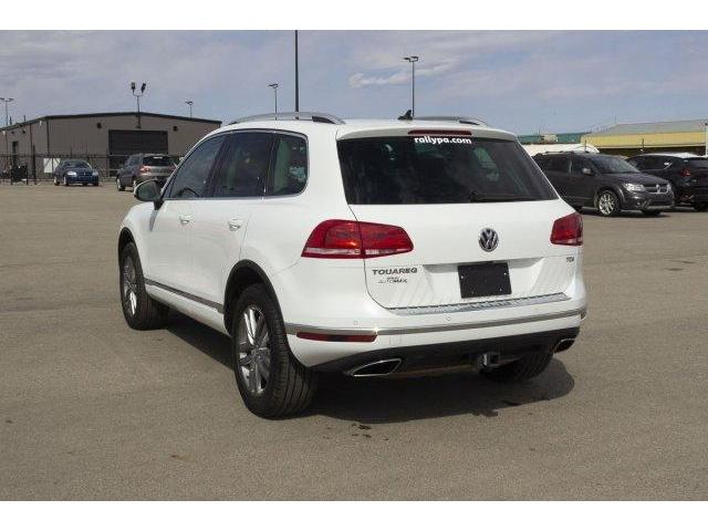 2016 Volkswagen Touareg  (Stk: V815) in Prince Albert - Image 7 of 11