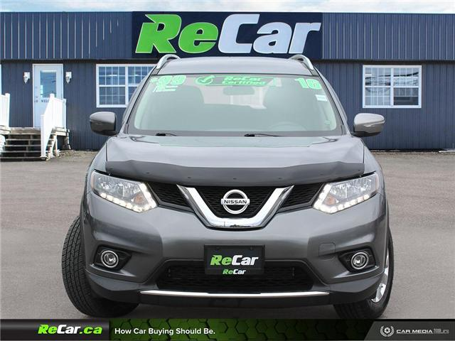 2016 Nissan Rogue SV (Stk: 190444a) in Fredericton - Image 2 of 23