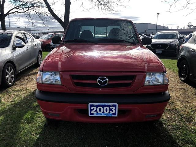 2003 Mazda B-Series SE (Stk: 188242A) in Burlington - Image 2 of 5