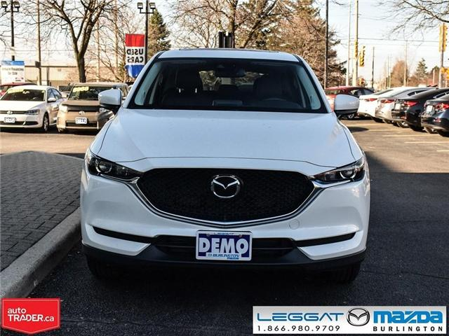 2018 Mazda CX-5 GS- AWD, COMFORT + I-ACTIVE PKG, SNOW TIRES (Stk: 1797) in Burlington - Image 2 of 25