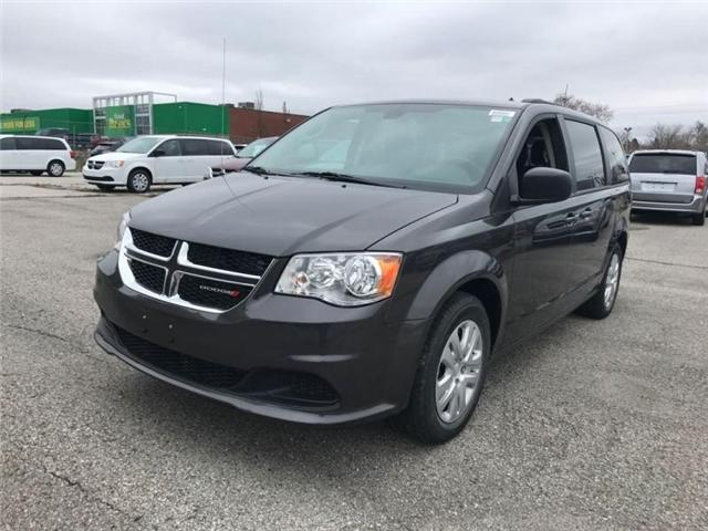 2019 Dodge Grand Caravan CVP/SXT (Stk: Y18635) in Newmarket - Image 1 of 19