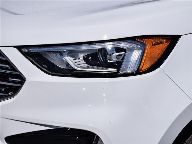 2019 Ford Edge SEL (Stk: 19ED488) in St. Catharines - Image 9 of 23