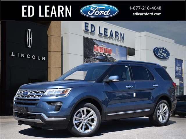 2019 Ford Explorer Limited (Stk: 19EX316) in St. Catharines - Image 1 of 28
