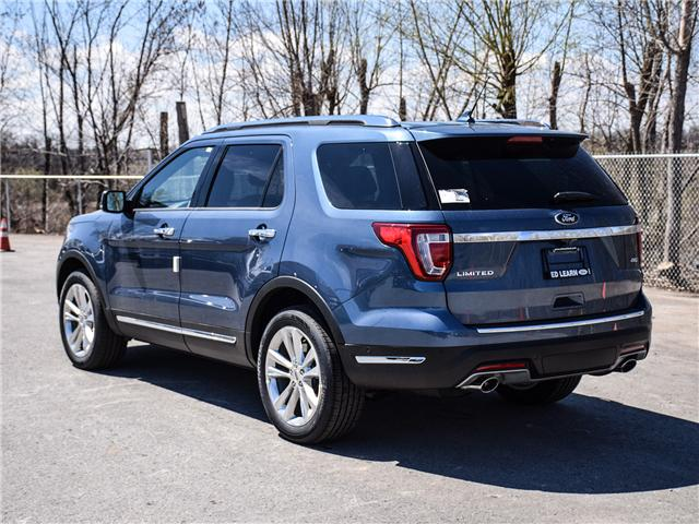 2019 Ford Explorer Limited (Stk: 19EX316) in St. Catharines - Image 4 of 28