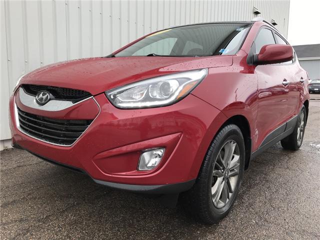 2014 Hyundai Tucson GLS (Stk: N288TA) in Charlottetown - Image 1 of 23