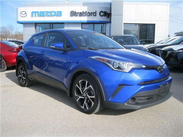 2018 Toyota C-HR XLE (Stk: 00558) in Stratford - Image 1 of 22