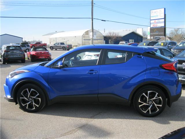 2018 Toyota C-HR XLE (Stk: 00558) in Stratford - Image 3 of 22