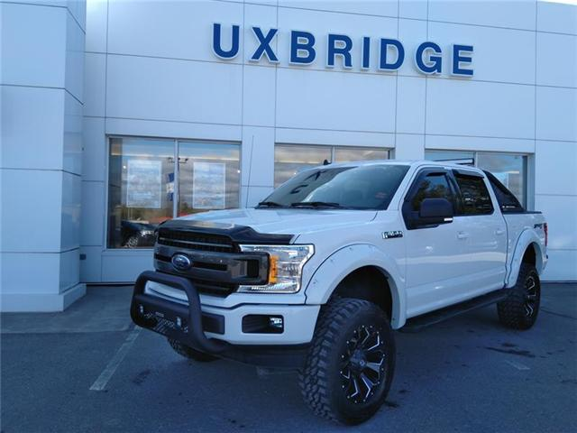 2019 Ford F-150 XLT (Stk: IF18816) in Uxbridge - Image 1 of 6