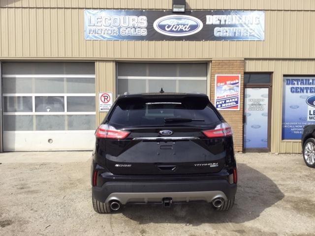 2019 Ford Edge Titanium (Stk: 19-281) in Kapuskasing - Image 4 of 8