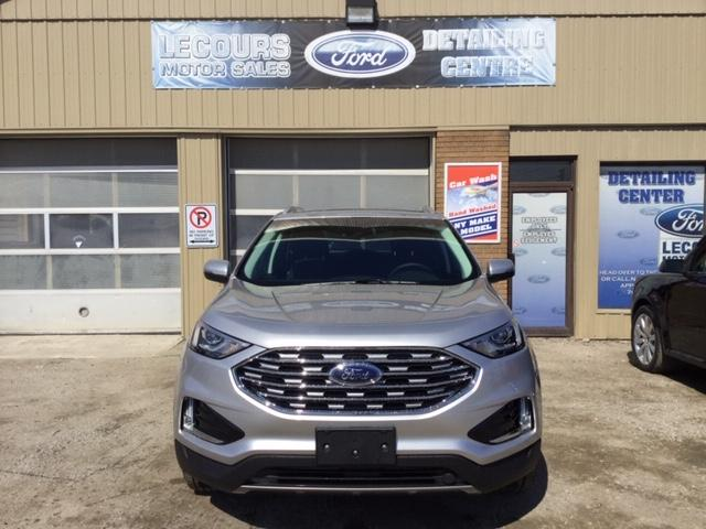 2019 Ford Edge SEL (Stk: 19-282) in Kapuskasing - Image 2 of 8