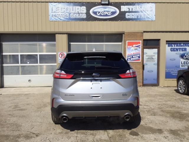 2019 Ford Edge SEL (Stk: 19-282) in Kapuskasing - Image 4 of 8