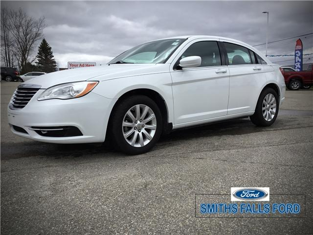 2013 Chrysler 200 LX (Stk: 18739A) in Smiths Falls - Image 1 of 7