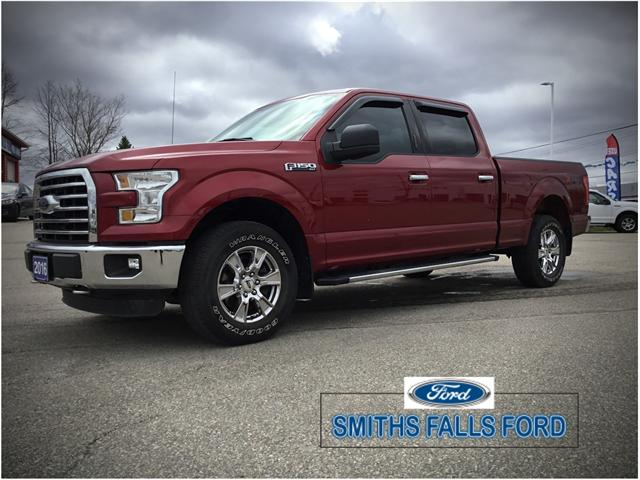 2016 Ford F-150  (Stk: 18547A) in Smiths Falls - Image 1 of 7