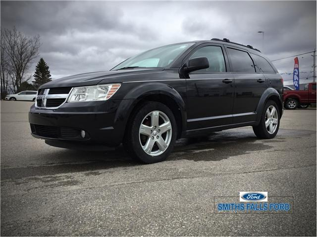 2010 Dodge Journey SXT (Stk: 19115a) in Smiths Falls - Image 1 of 8