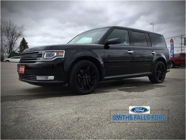 2018 Ford Flex Limited (Stk: W1066) in Smiths Falls - Image 2 of 9