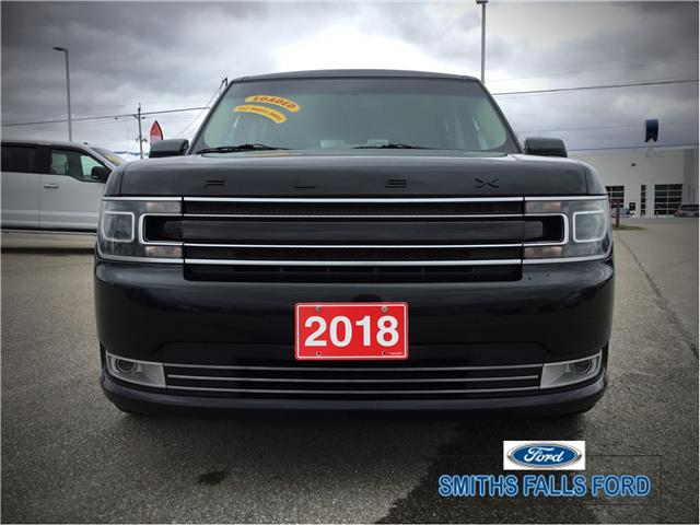 2018 Ford Flex Limited (Stk: W1066) in Smiths Falls - Image 3 of 9