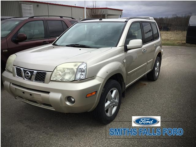 2005 Nissan X-Trail  (Stk: 18549AA) in Smiths Falls - Image 1 of 1