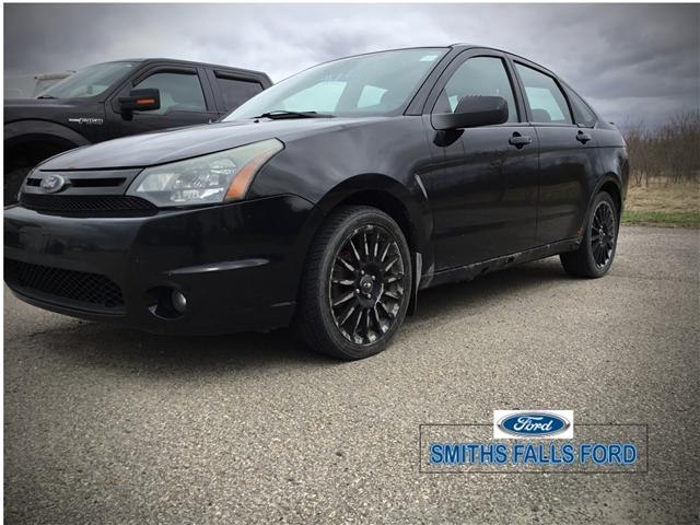 2010 Ford Focus SES (Stk: 18517AA) in Smiths Falls - Image 1 of 1