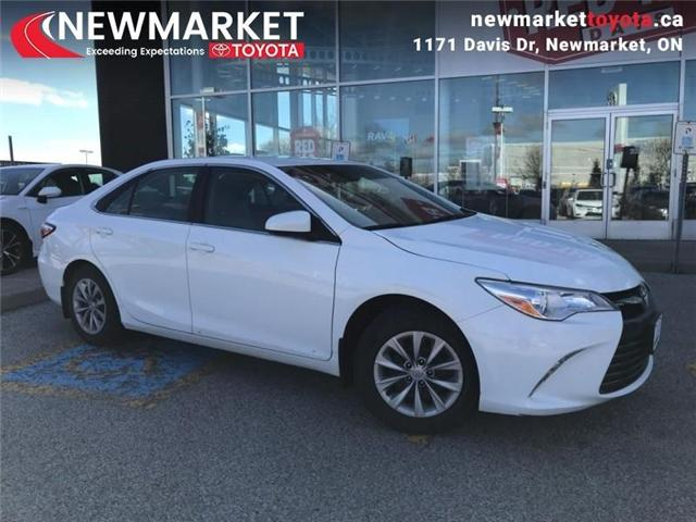 2015 Toyota Camry LE (Stk: 56371) in Newmarket - Image 1 of 14