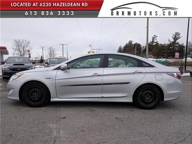 2012 Hyundai Sonata Hybrid Premium (Stk: 5468-3) in Stittsville - Image 3 of 5