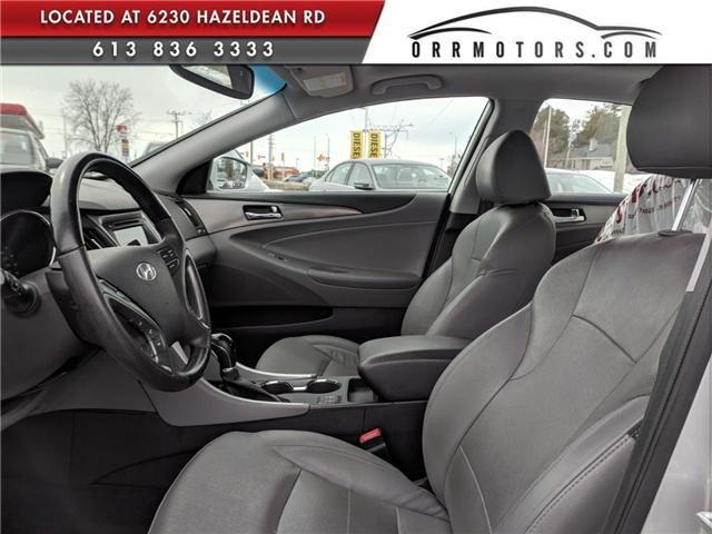 2012 Hyundai Sonata Hybrid Premium (Stk: 5468-3) in Stittsville - Image 4 of 5
