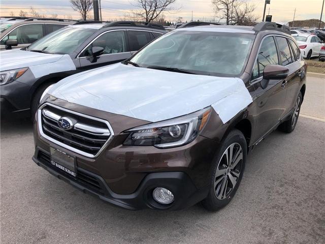 2019 Subaru Outback 3.6R Limited (Stk: 19SB333) in Innisfil - Image 1 of 5