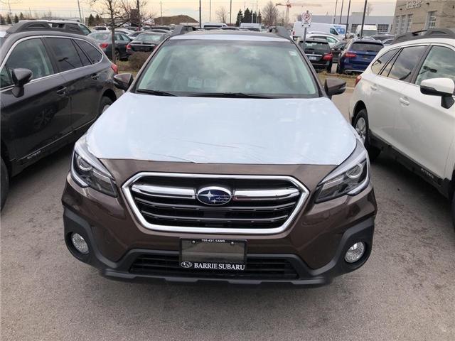 2019 Subaru Outback 3.6R Limited (Stk: 19SB333) in Innisfil - Image 2 of 5