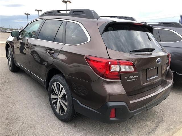 2019 Subaru Outback 3.6R Limited (Stk: 19SB333) in Innisfil - Image 5 of 5