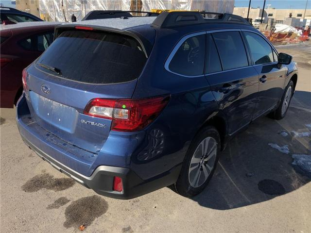 2019 Subaru Outback 2.5i Limited (Stk: 19SB273) in Innisfil - Image 4 of 4