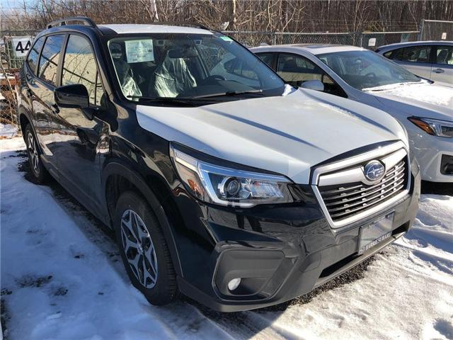 2019 Subaru Forester 2.5i Convenience (Stk: 19SB261) in Innisfil - Image 1 of 3