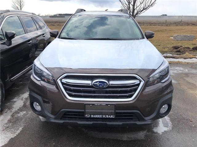2019 Subaru Outback 2.5i Touring (Stk: 19SB390) in Innisfil - Image 2 of 3