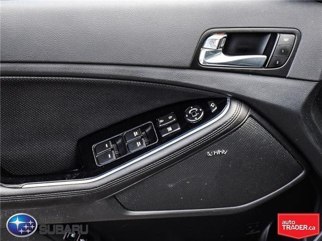 2014 Kia Optima SX Turbo (Stk: 19SB106A) in Innisfil - Image 7 of 21