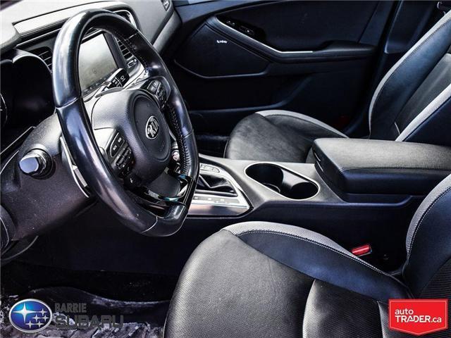 2014 Kia Optima SX Turbo (Stk: 19SB106A) in Innisfil - Image 9 of 21