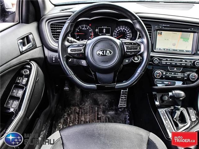 2014 Kia Optima SX Turbo (Stk: 19SB106A) in Innisfil - Image 12 of 21