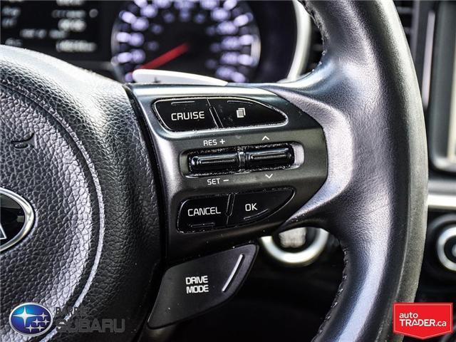 2014 Kia Optima SX Turbo (Stk: 19SB106A) in Innisfil - Image 14 of 21