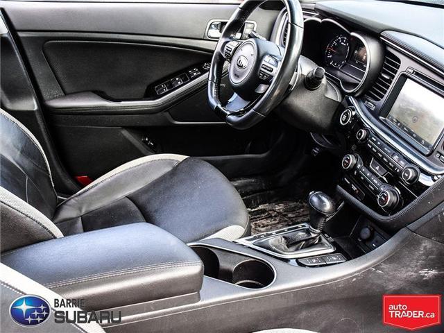 2014 Kia Optima SX Turbo (Stk: 19SB106A) in Innisfil - Image 16 of 21
