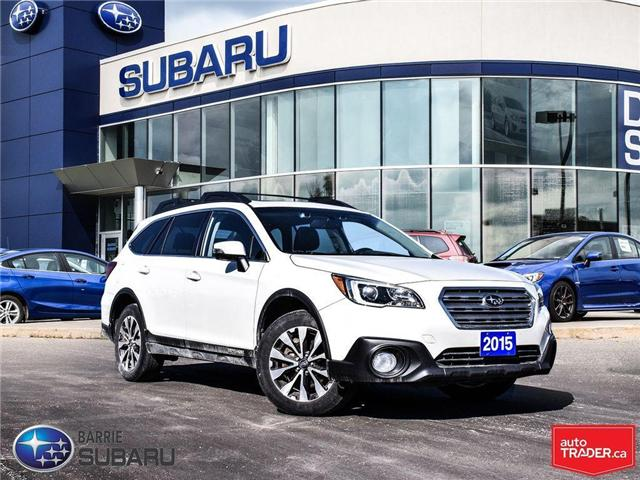 2015 Subaru Outback 2.5i Limited Package (Stk: SUB1400) in Innisfil - Image 1 of 4