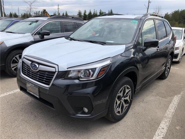 2019 Subaru Forester 2.5i Convenience (Stk: 19SB464) in Innisfil - Image 1 of 5