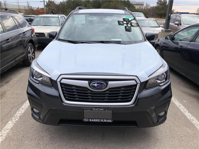 2019 Subaru Forester 2.5i Convenience (Stk: 19SB464) in Innisfil - Image 2 of 5