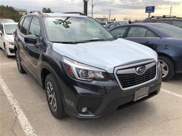 2019 Subaru Forester 2.5i Convenience (Stk: 19SB464) in Innisfil - Image 3 of 5