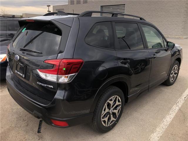 2019 Subaru Forester 2.5i Convenience (Stk: 19SB464) in Innisfil - Image 4 of 5