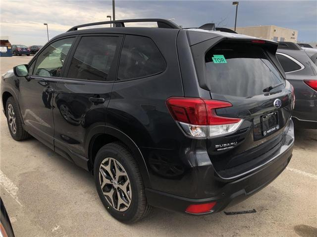 2019 Subaru Forester 2.5i Convenience (Stk: 19SB464) in Innisfil - Image 5 of 5