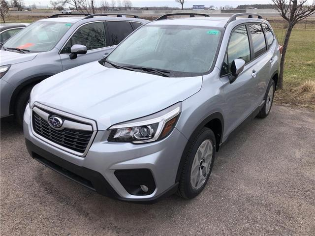 2019 Subaru Forester 2.5i Touring (Stk: 19SB449) in Innisfil - Image 1 of 5