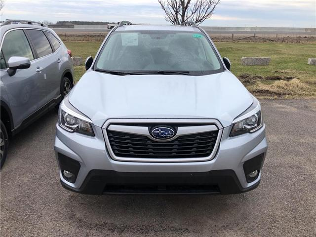 2019 Subaru Forester 2.5i Touring (Stk: 19SB449) in Innisfil - Image 2 of 5